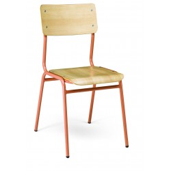 SILLA ESCOLAR COLOR. MOD. 919