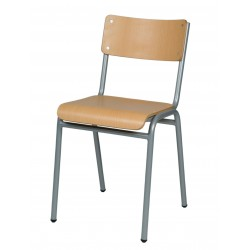 SILLA ESCOLAR COLOR. MOD. 97