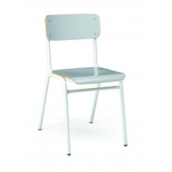 SILLA ESCOLAR COLOR. MOD. 98