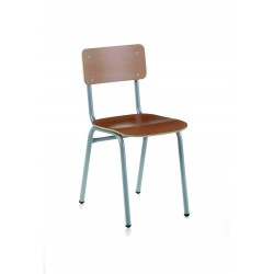 SILLA ESCOLAR COLOR. MOD. 99