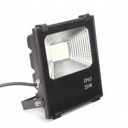 Foco Proyector LED 20W SMD 3030 PROFESIONAL