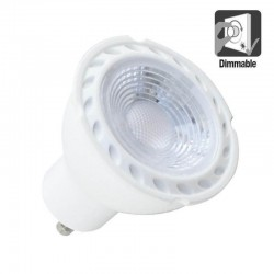 Dicroica LED SMD 6W  45º GU10 Regulable 24H
